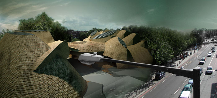 Mineral Architecure, Architectural Association
