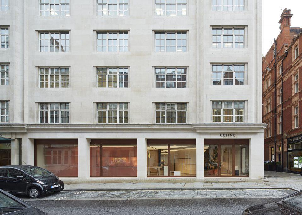 Céline Concept Store, Mount Street
