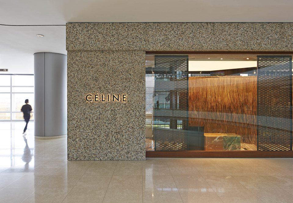 Céline Flagship Store Ifc Hong Kong Casper Mueller Kneer