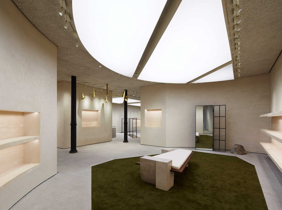 Céline Flagship Store SOHO New York