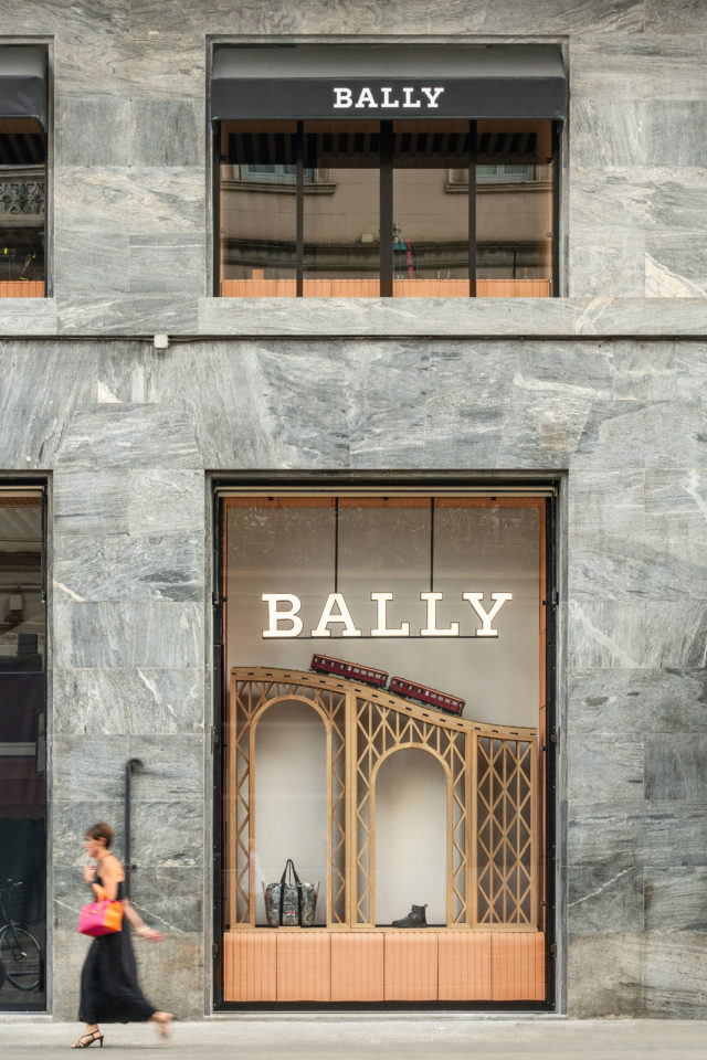 Bally Montenapoleone, Milan